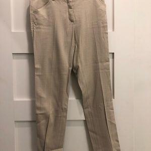 Dolce gabbana crop pants